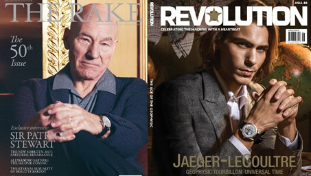 THE RAKE and REVOLUTION Magazines