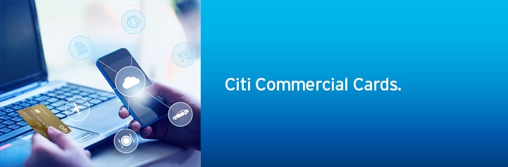 Citi Commercial Card and Corporate Card - Citibank Singapore