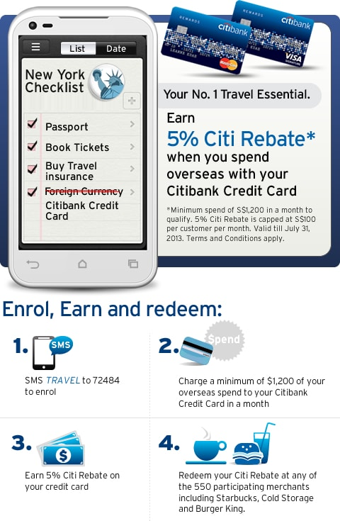 Citibank singapore credit card rewards catalogue best for Best business credit cards with rewards
