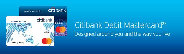 Citibank Debit Card, the only ATM Card you need - Citibank