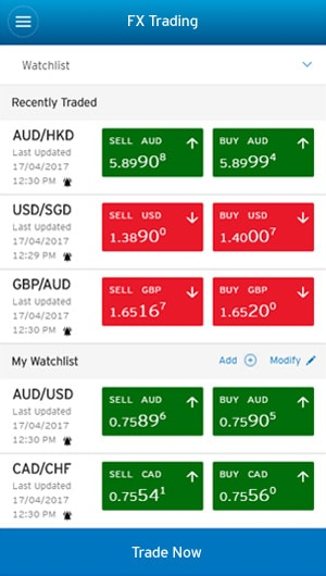 Set Up Your Own Watchlist With To 20 Currency Pairs Live Streaming View Of Favourite And Recently Viewed Currencies All In One Page