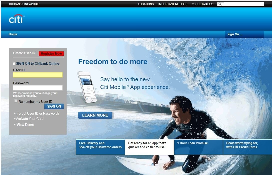 Citibank Online: Steps to Update Your Email, Phone and Contact Details