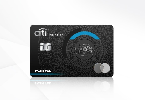 Citi Prestige Card: A new credit card for unforgettable experiences.